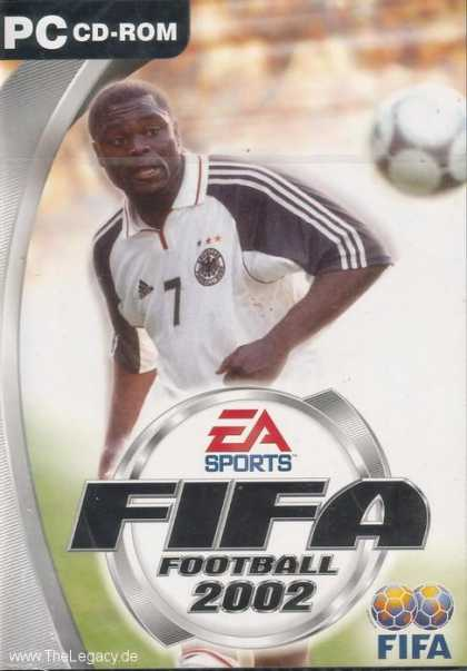 Misc. Games - FIFA Football 2002