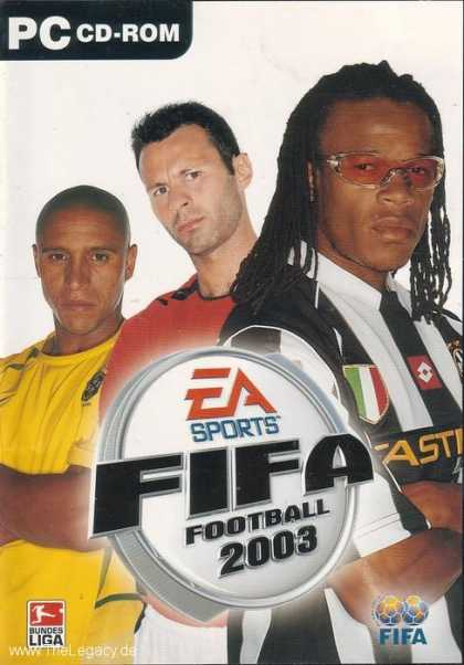 Misc. Games - FIFA Football 2003