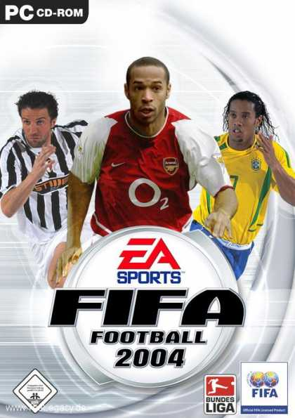 Misc. Games - FIFA Football 2004
