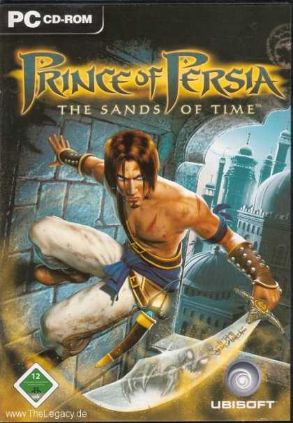 Misc. Games - Prince of Persia: The Sands of Time