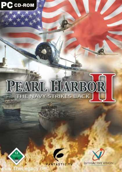 Misc. Games - Pearl Harbor II: The Navy strikes back