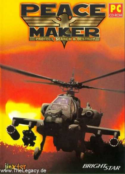Misc. Games - Peacemaker: Protect, Search & Destroy