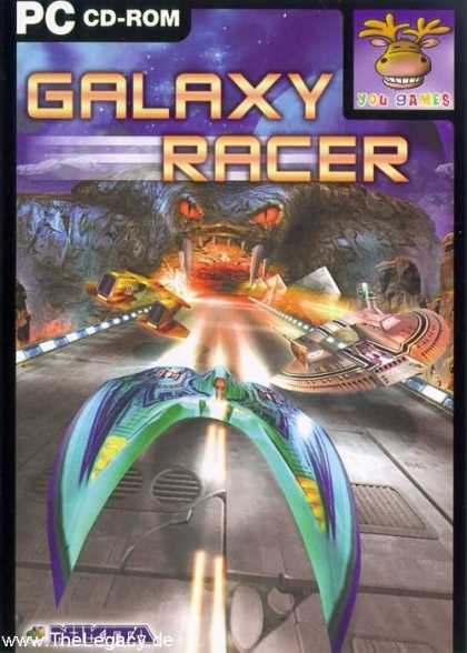 Misc. Games - Galaxy Racer