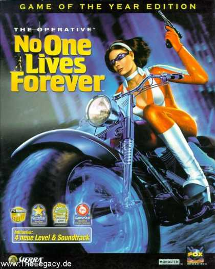 Misc. Games - No One Lives Forever - Game of the Year Edition