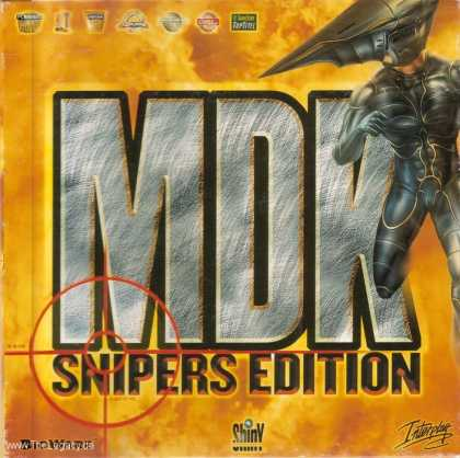 Misc. Games - MDK - Snipers Edition