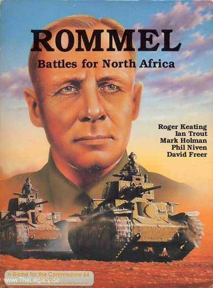 Misc. Games - Rommel: Battles for North Africa