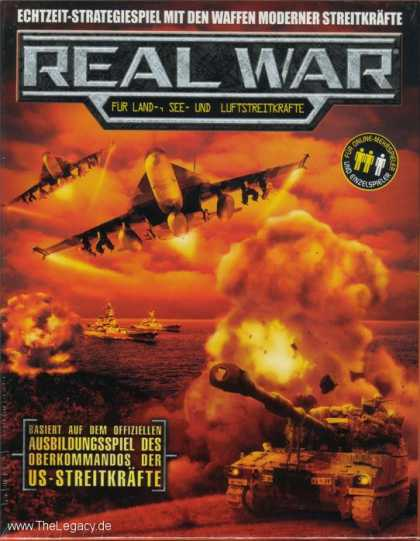 Misc. Games - Real War