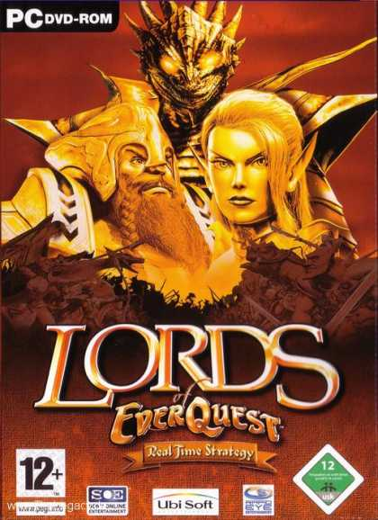 Misc. Games - Lords of Everquest