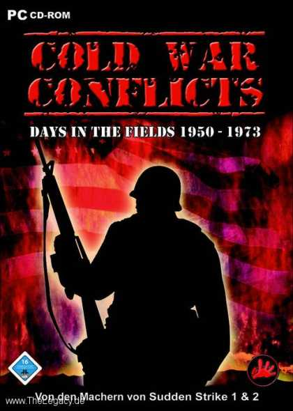 Misc. Games - Cold War Conflicts