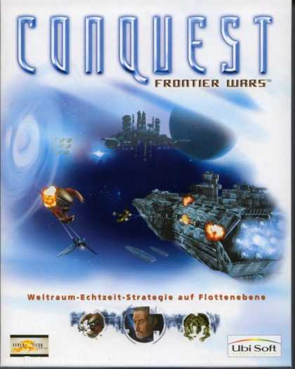 Misc. Games - Conquest: Frontier Wars