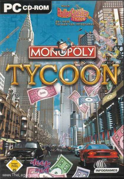 Misc. Games - Monopoly Tycoon