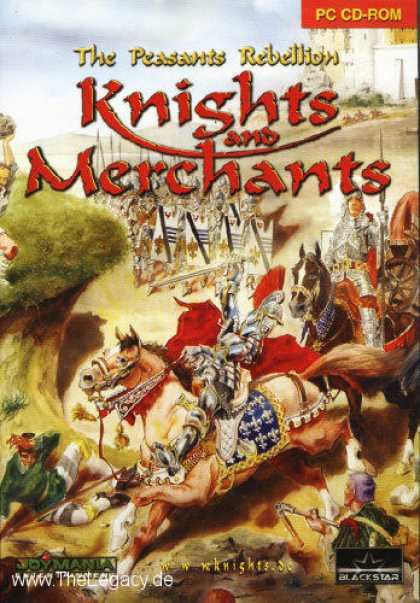 Misc. Games - Knights and Merchants: The Peasants Rebellion