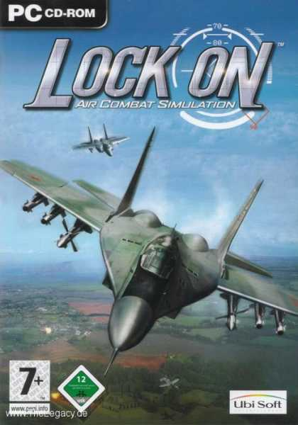 Misc. Games - Lock on - Modern Air Combat