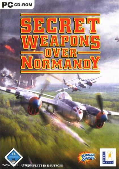 Misc. Games - Secret Weapons over Normandy