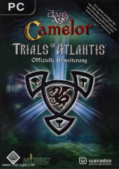 Misc. Games - Dark Age of Camelot: Trials of Atlantis