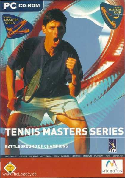 Misc. Games - Tennis Masters Series