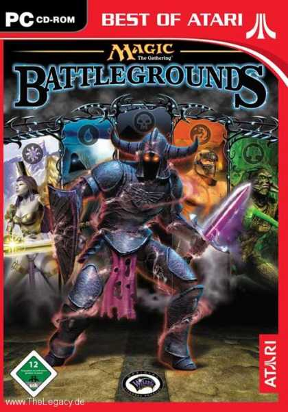Misc. Games - Magic the Gathering: Battlegrounds