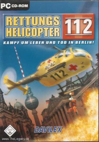 Misc. Games - Rettunghelicopter 112