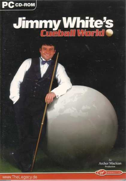 Misc. Games - Jimmy White's Cueball World