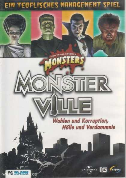 Misc. Games - Monsterville