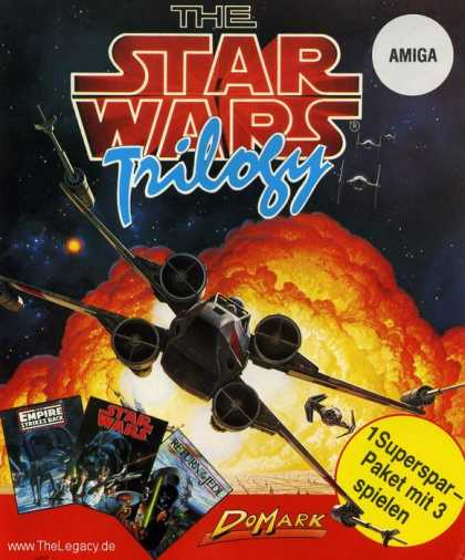 Misc. Games - Star Wars Trilogy, The