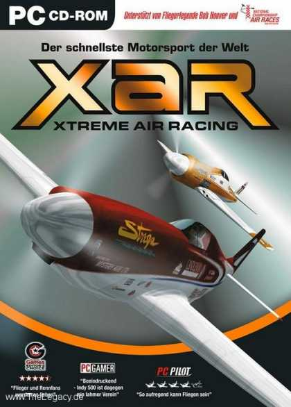 Misc. Games - Xtreme Air Racing