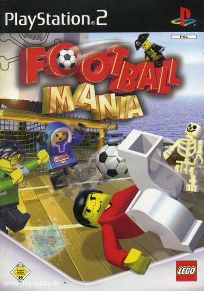Misc. Games - Lego Football Mania