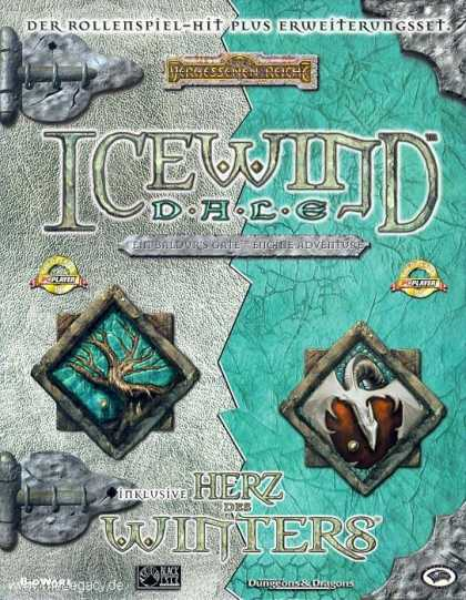 Misc. Games - Icewind Dale inklusive Herz des Winters