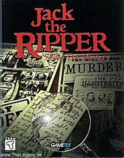 Misc. Games - Jack the Ripper: Solve the Mystery