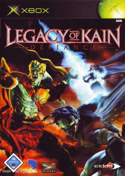 Misc. Games - Legacy of Kain: Defiance