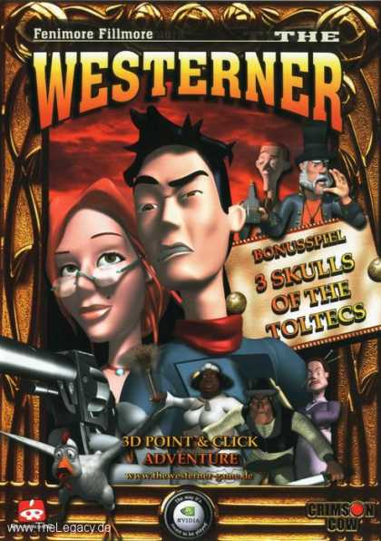 Misc. Games - Westerner, The
