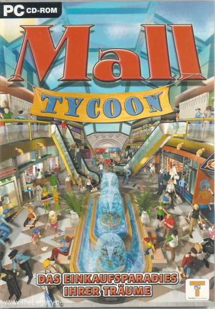 Misc. Games - Mall Tycoon