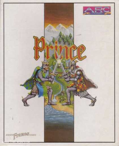 Misc. Games - Prince