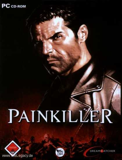 Misc. Games - Painkiller: Heaven's got a Hitman