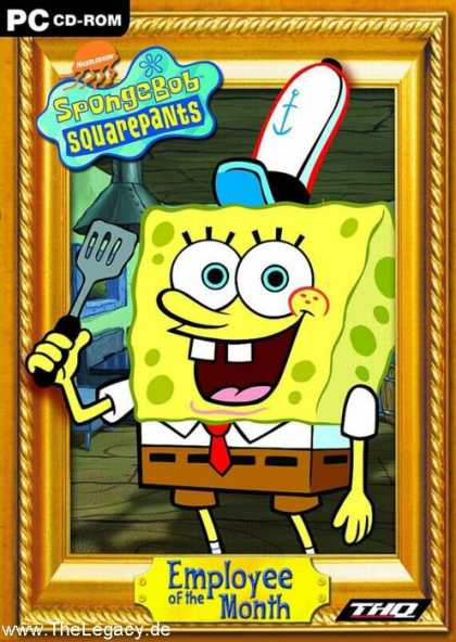 Misc. Games - SpongeBob SquarePants: Employee of the Month