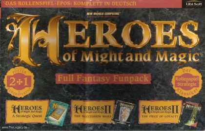 Misc. Games - Heroes of Might and Magic - Full Fantasy Funpack
