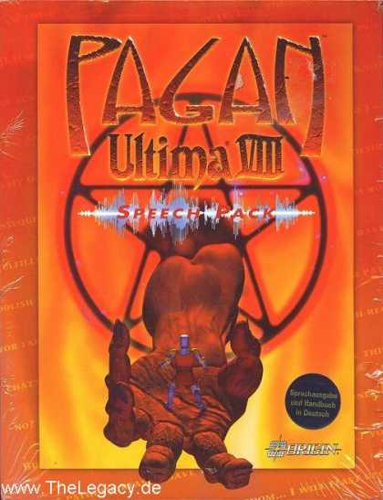 Misc. Games - Ultima VIII: Pagan - Speech Pack