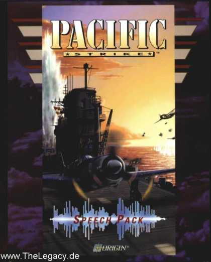 Misc. Games - Pacific Strike - Speech Pack