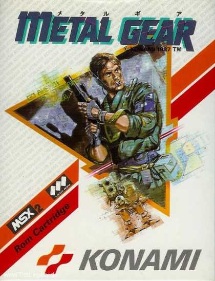 Misc. Games - Metal Gear