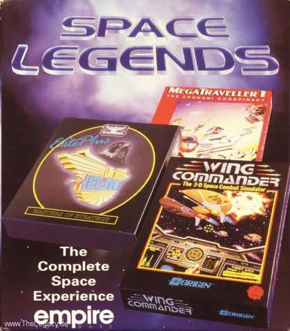 Misc. Games - Space Legends