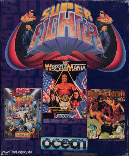 Misc. Games - Super Fighter