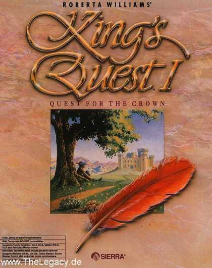 Misc. Games - Roberta Williams' King's Quest I: Quest for the Crown