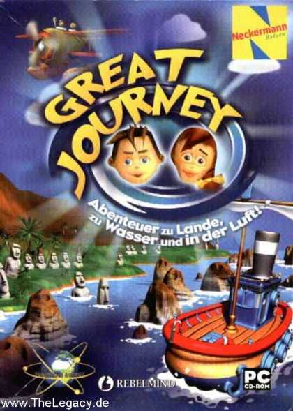Misc. Games - Great Journey: Die große Reise