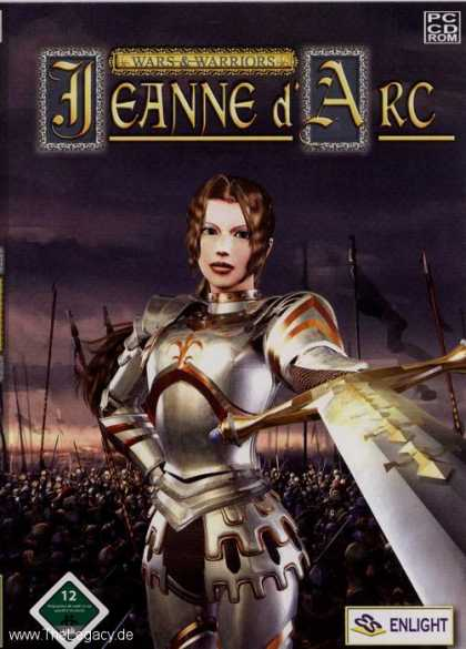 Misc. Games - Wars and Warriors: Jeanne d'Arc