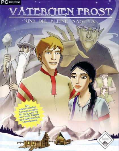 Misc. Games - Fairy Tale about Father Frost, Ivan and Nastya