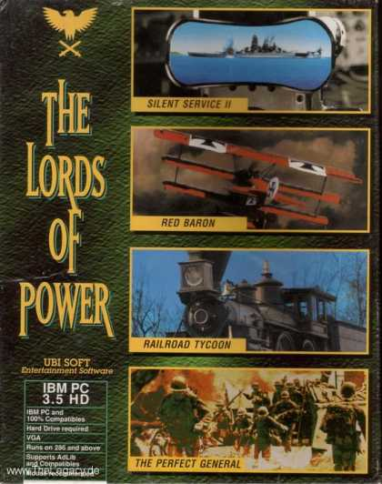Misc. Games - Lords of Power, The
