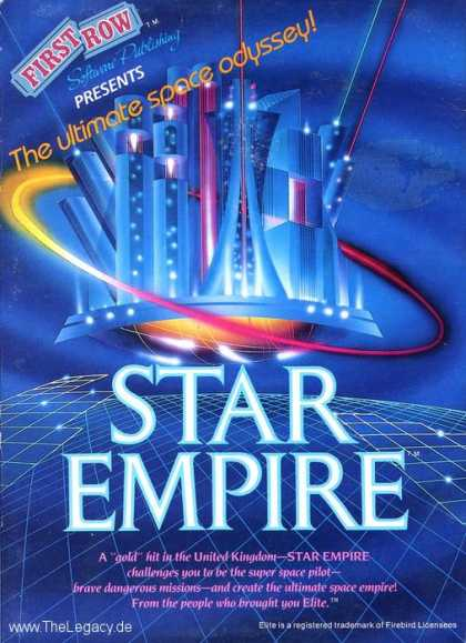 Misc. Games - Star Empire