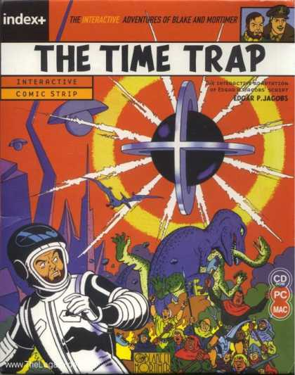 Misc. Games - Time Trap, The