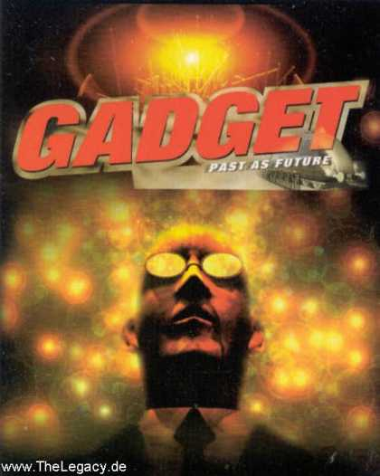 Misc. Games - Gadget: Past as Future