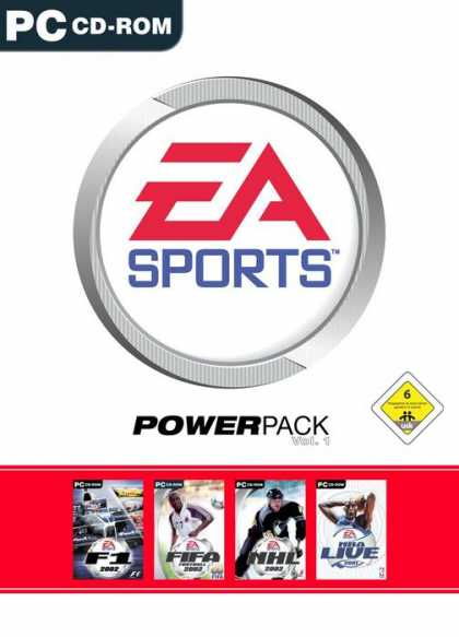 Misc. Games - EA Sports Power Pack Vol.1